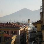 Via Santa Brigida & Vesuvio