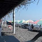 Beach Dining in El Paraiso