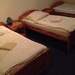 3 Bettzimmer als Einzelzimmer gebucht