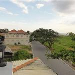 Galle Fort from Seagreen rooftop 1