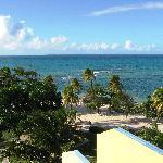 View from Havana Club Bar