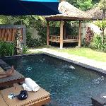 Own pool and private