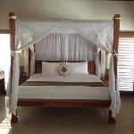 Great King size bed