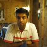 Al ristorante dell'hotel Ustaria Posta