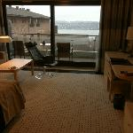 #342 w/ nice lounger and B&O television set and views of the Fjord