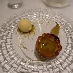 Dessert 2 - Pear Tarte Tatin