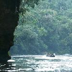 Nangaritza-Canyon nahe Yankuam