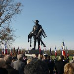 Monument a la gloire de la 42e Rainbow US