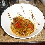 spaghetti l artist
