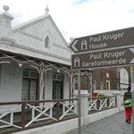 President Paul Kruger House