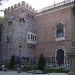 Palacio Arzobispal, Alcalá de Henares, Madrid.