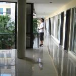 Mi novio en los pasillos