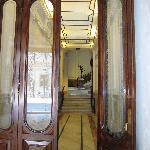 Lobby at Hotel Smeraldo (Diependza lobby as well)