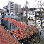 Harzer Land - Blick von Haus Braunschweig auf die übrigen Gebäude