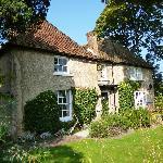Entrance - 17th Century Farm House