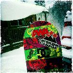 Snow coverd lodge!
