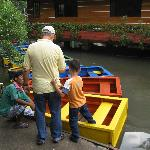 Paddle boats 4 rent.