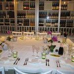 wine room for private parties