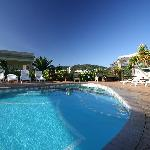 Superb pool complex Breakers Motel Whangamata