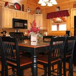 Happy Trails Log Cabin at Bear Creek Crossing Resort