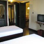 Suite - Schlafzimmer