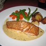 Sumptuous salmon
