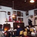 sala colazione Ca' de Bezzi