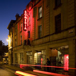 Komedia Bath. Five times winner of the Chortle Awards Best Venue in the West and Wales.
