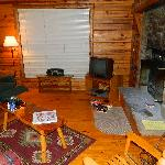 Cabin Living Area