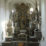 Church of Monastry Marienstuhl