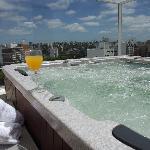 Jacuzzi - InterCity Premium Montevideo