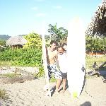 Surfen lernen