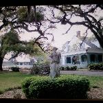 Arriving at the beautiful Myrtles Plantation!