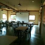 reception hall / party room