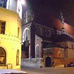 La Iglesia Corpus Christi en la esquina