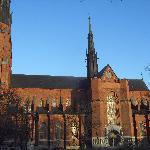 Cattedrale di Uppsala Laterale