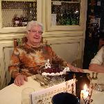Mamie... 80 ans