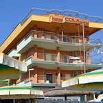 Hotel COLA, direttamente sul mare