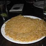 Unatractive plate of rice