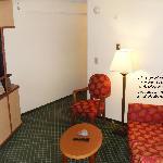 the livingroom space