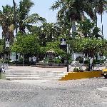 Comala Town Square