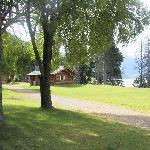 parque y bungalows