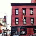 Bridge Cafe, New York