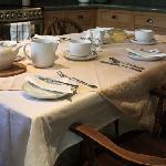 Ragstones Cornish Bed & Breakfast - Kitchen