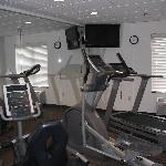 Modern Fitness Facility