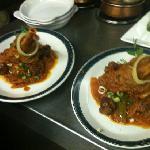 Lamb Shank Tara