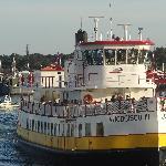 Casco Bay Cruise Line Portland Maine