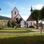 Dorfkirch von Saig