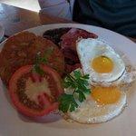 ons huisie breakfast