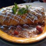 """Smothered"" Burrito"